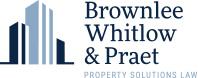 Brownlee Whitlow Praet