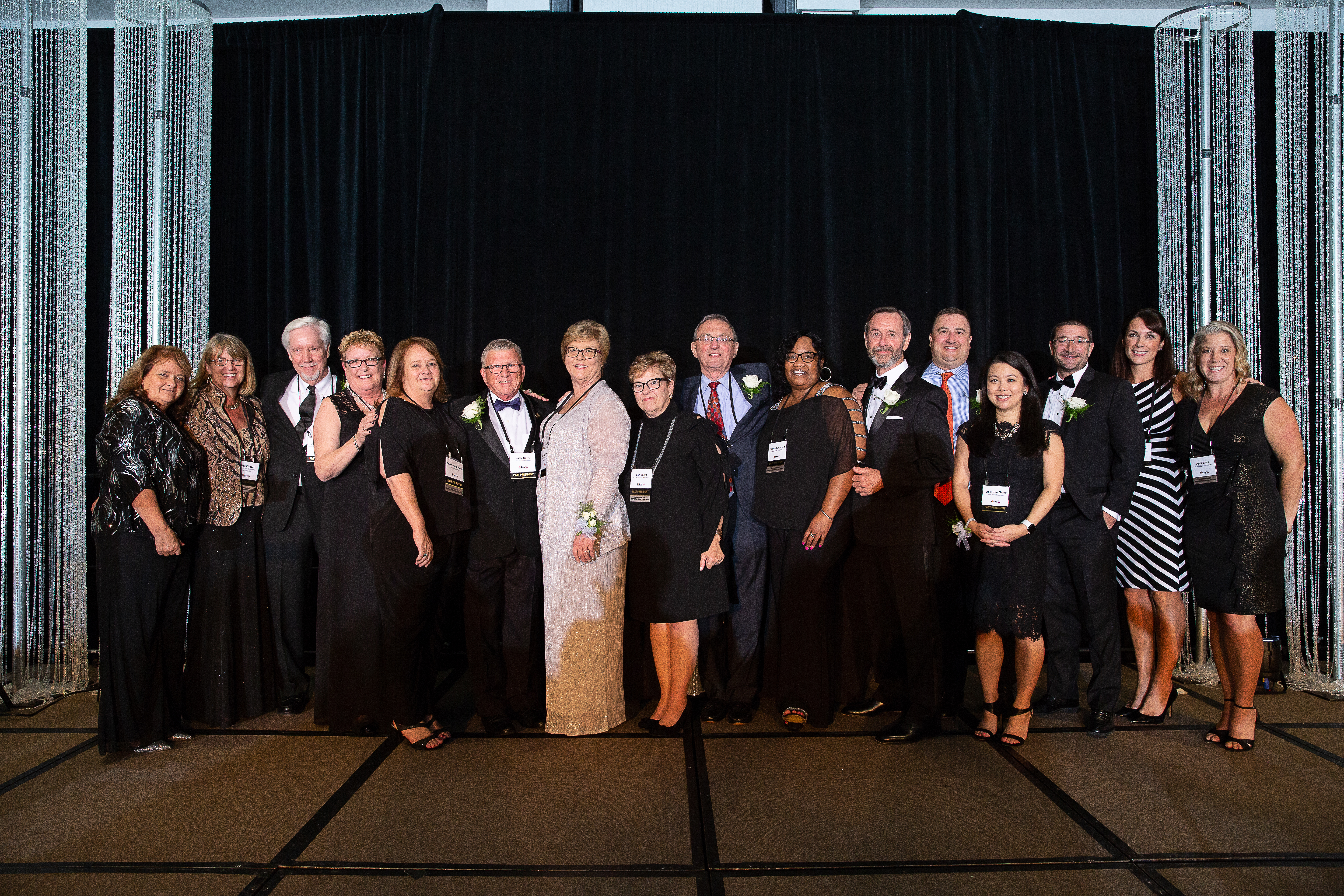 TAA Past Presidents at 3th Anniversary in 2019