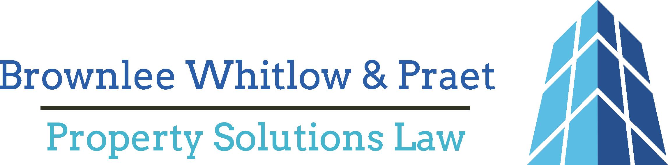 Brownlee Whitlow & Praet Logo