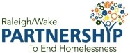 Raleigh/Wake Partnership to End Homelessness Logo