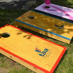 Cornhole Board Rental