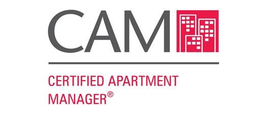 2020 Certified Apartment Manager (CAM) Credential Program