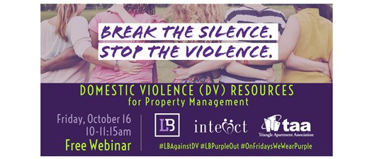 Domestic Violence Resources for Property Management