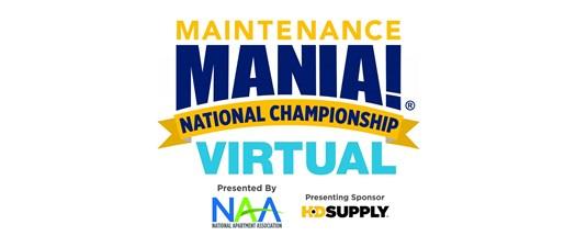 NAA Presents: 2020 Maintenance Mania Virtual National Championship