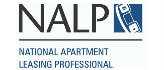 2018 National Apartment Leasing Professional (NALP)