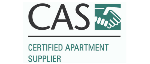 2018 Certified Apartment Supplier (CAS)