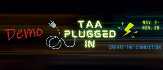 TAA Plugged In Exhibitor Training