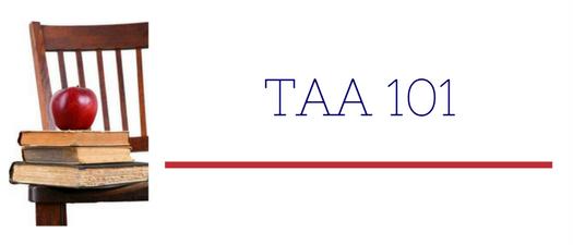 TAA 101