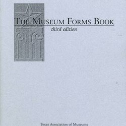 Museum Forms Book 3rd Edition