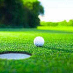 Hole Sign - Golf Tournament