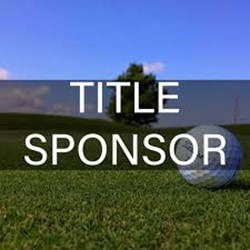 Golf Tournament Title Sponsor