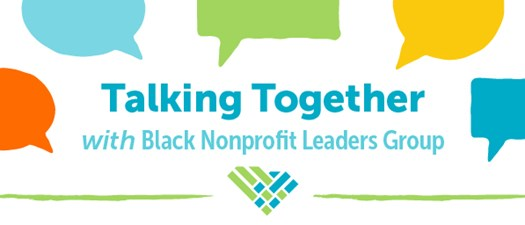 "Black Nonprofit Leaders Group: ""I Am Not Alright"" Virtual Circle"