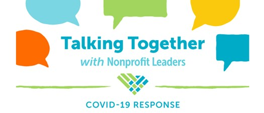 Talking Together with Nonprofit Leaders: SC CARES Act Live Q&A