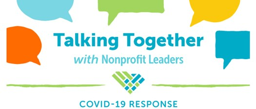 Talking Together with Nonprofit Leaders: Raising Funds During Covid-19
