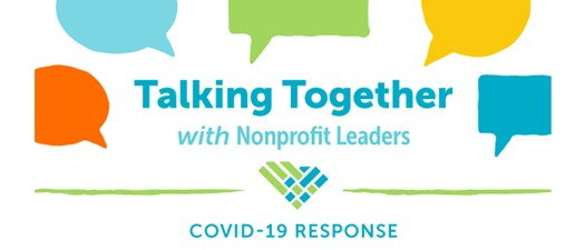 Talking Together with Nonprofit Leaders: Making the Switch to Online Events