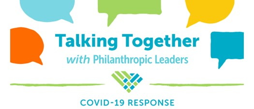 Talking Together with Philanthropic Partners: CARES Act Fund Allocation