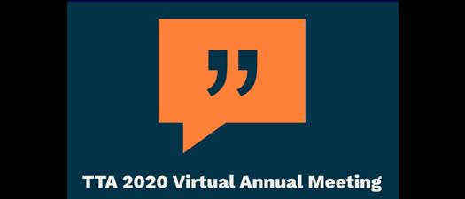 TTA 2020 Virtual Annual Meeting