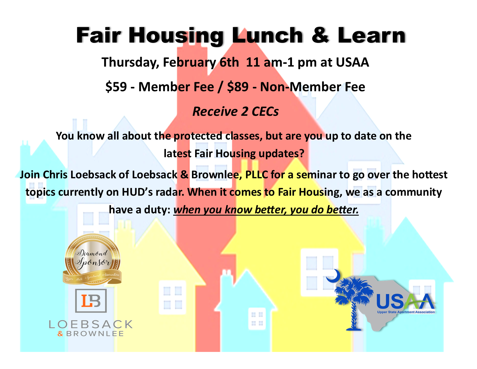 Fair Housing Course Upper State Apartment Association