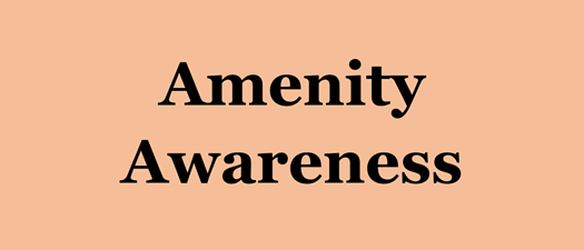Mini Webinar: Amenity Awareness