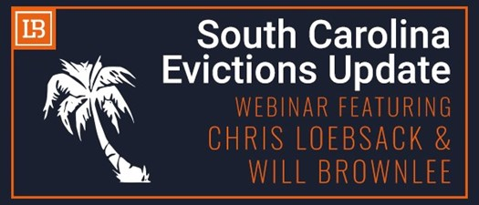 South Carolina Evictions Update