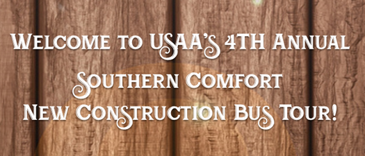 4th Annual Southern Comfort New Construction Bus Tour