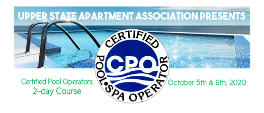 Certified Pool Operator Certification Course