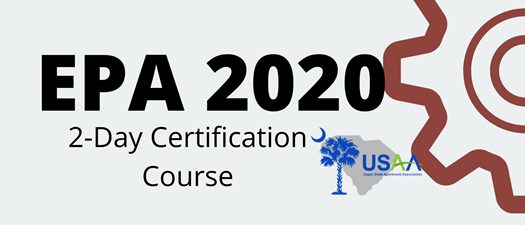 EPA Certification Course