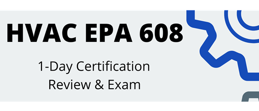 EPA Certification Course