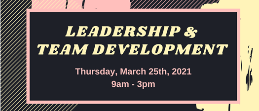 Leadership and Team Development Course