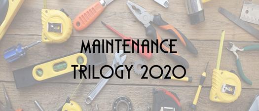 Maintenance Trilogy Sponsorship