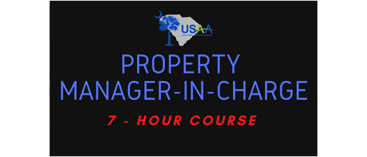 Property Manager-in-Charge
