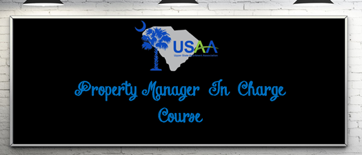 Property Manager In Charge