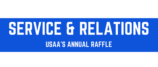 Service and Relations Annual Raffle