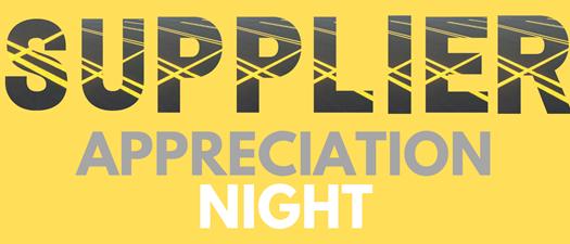 Supplier Appreciation Night