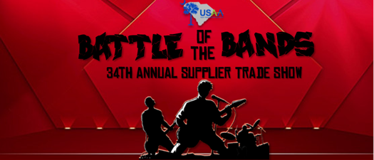 USAA 34th Annual Trade Show--Attendee Registration