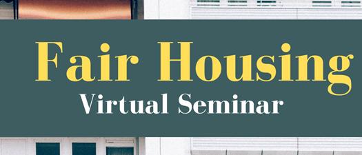 VIRTUAL Fair Housing