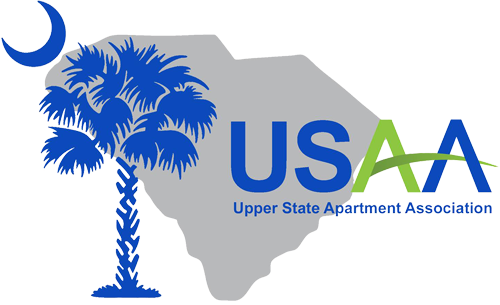 Upper State Apartment Association Logo