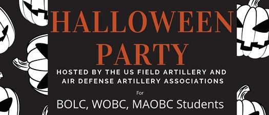 BOLC, MAOBC and WOBC Halloween Party