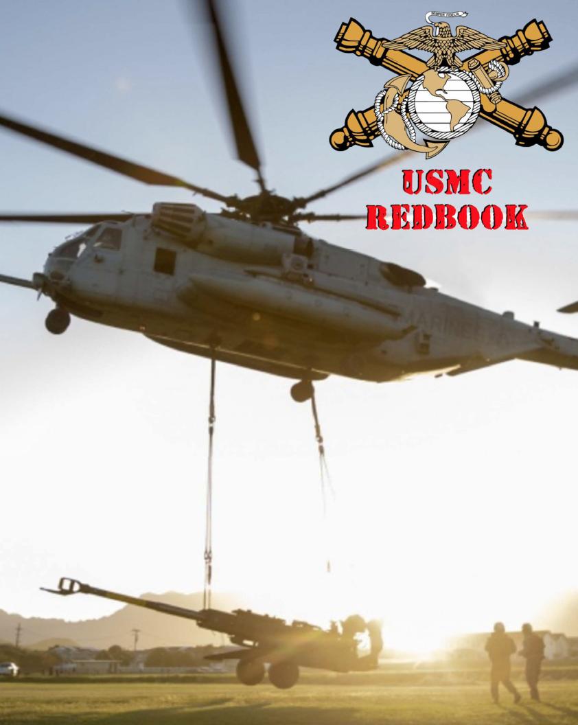 USMC Redbook
