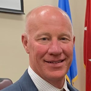 Photo of MG (R) Glenn E Moore
