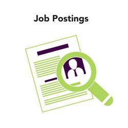Career Center Job Posting 60-Day