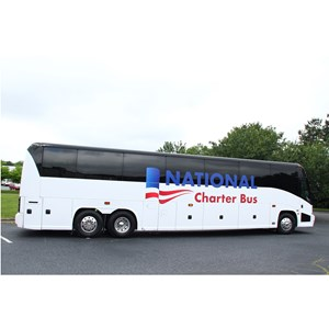 National Charter Bus Alexandria