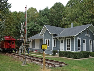 Fairfax Station Railroad Museum, Friends of the Fairfax Station