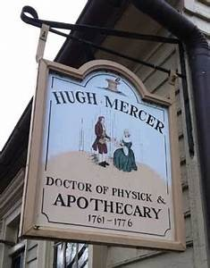 Hugh Mercer Apothecary Shop
