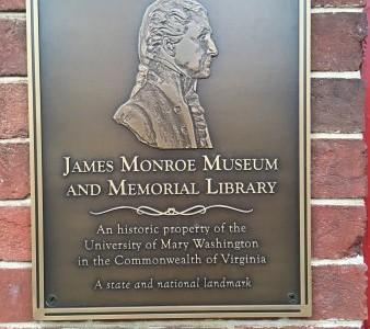 James Monroe Museum & Memorial Library