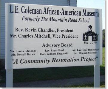 L.E. Coleman African American Museum