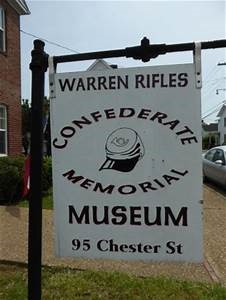 Warren Rifles Confederate Memorial Museum