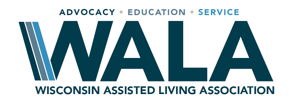 WALA logo with 3 deliverables