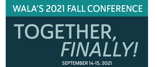 2021 Fall Conference Registration