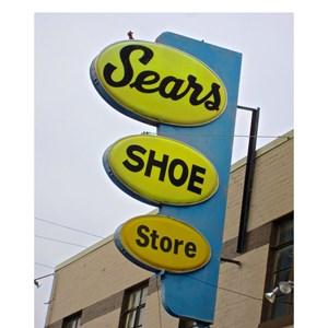Sear's Shoe Store